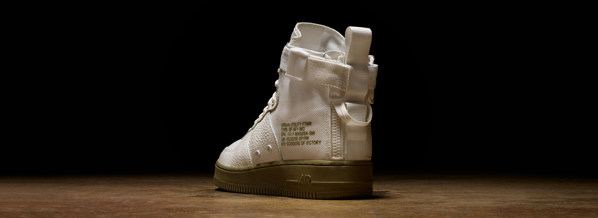 SF Air Force 1 Mid