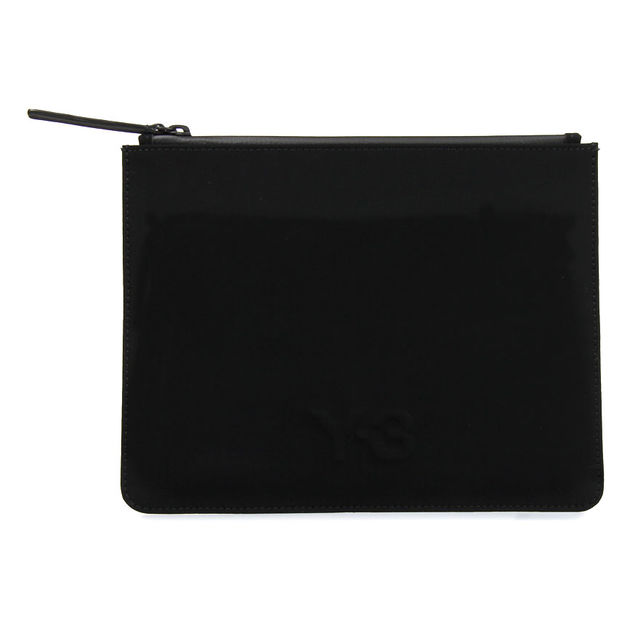 POCHETTE SMALL POUCH A/W 17, BLACK, medium