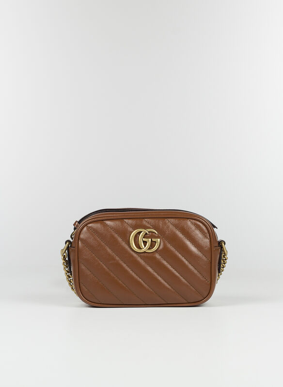 MINI BORSA GG MARMONT MATELASSÉ, 2535CUIRCUIR, medium