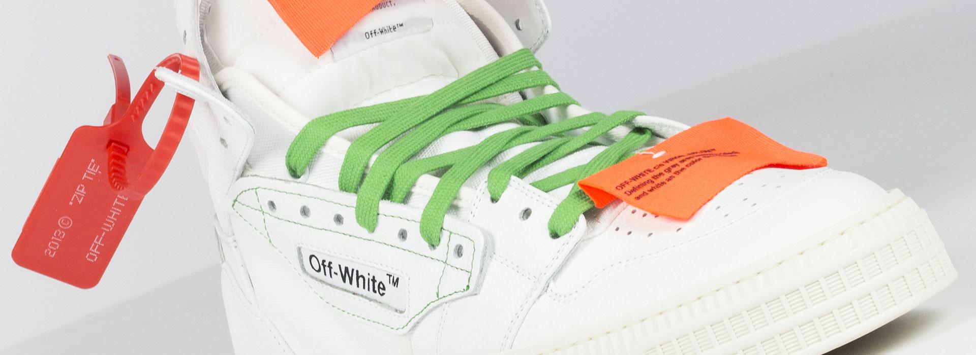 OFF-WHITE SCARPA LOW 3.0 SNEAKER