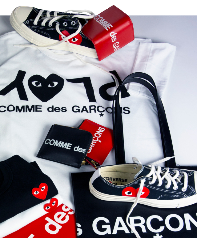 CDG LET'S PLAY