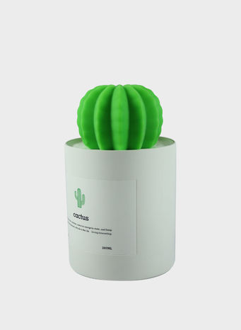 QUSHINI CACTUS HUMIDIFIER, WHITE, small