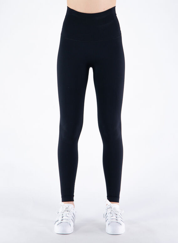 LEGGINGS FORMOTION SCULPT TIGHTS, BLACK, medium