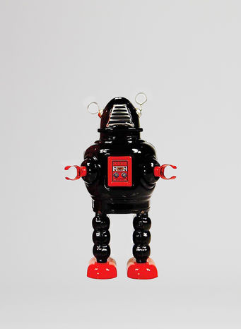 X ROBOT TINY TOY I17, PLANET ROBOT, small