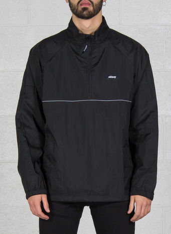 GIUBBOTTO SPORT PULLOVER, BLACK, small