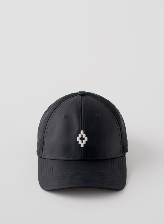 CAPPELLO CROSS CAP, BLACK/MULTI, medium