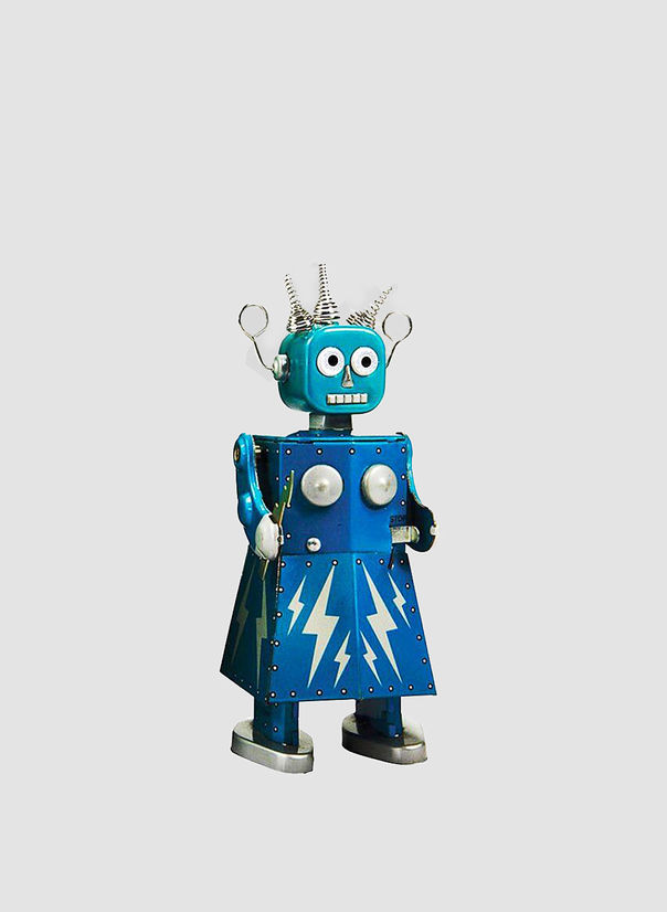 X ROBOT TINY TOY I17, ELECTRA ROBOT, large