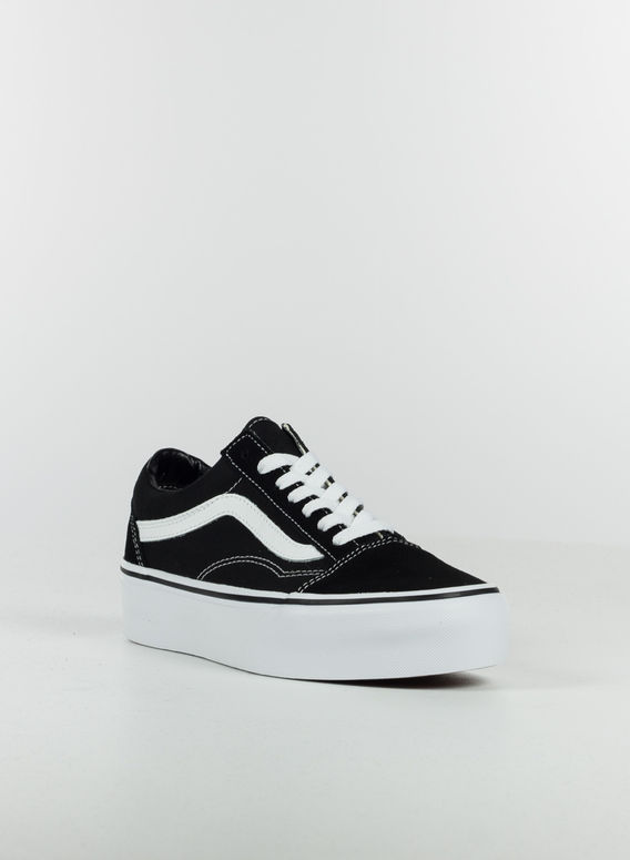 SCARPA OLD SKOOL PLATFORM, Y281BLACK/WHITE, medium
