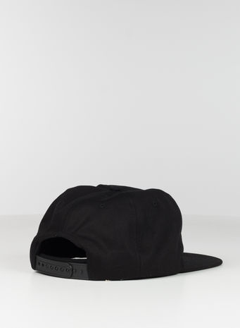 CAPPELLO FLAME MAG, BLACK, small