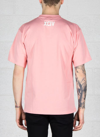 T-SHIRT GLOW IN THE DARK, PINK, small
