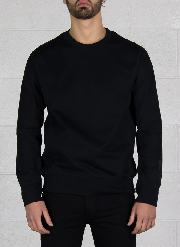 FELPA NEW CLASSIC SWEATER, BLACK, large