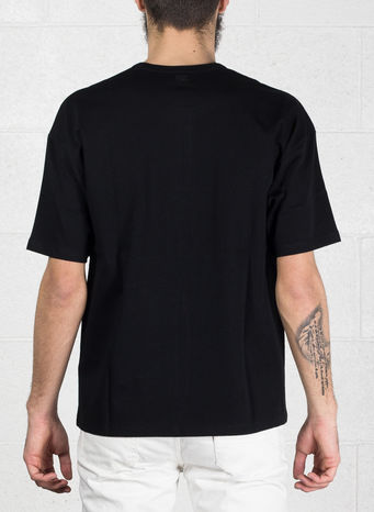 T-SHIRT BIG AMI DE COEUR, 001BLACK, small