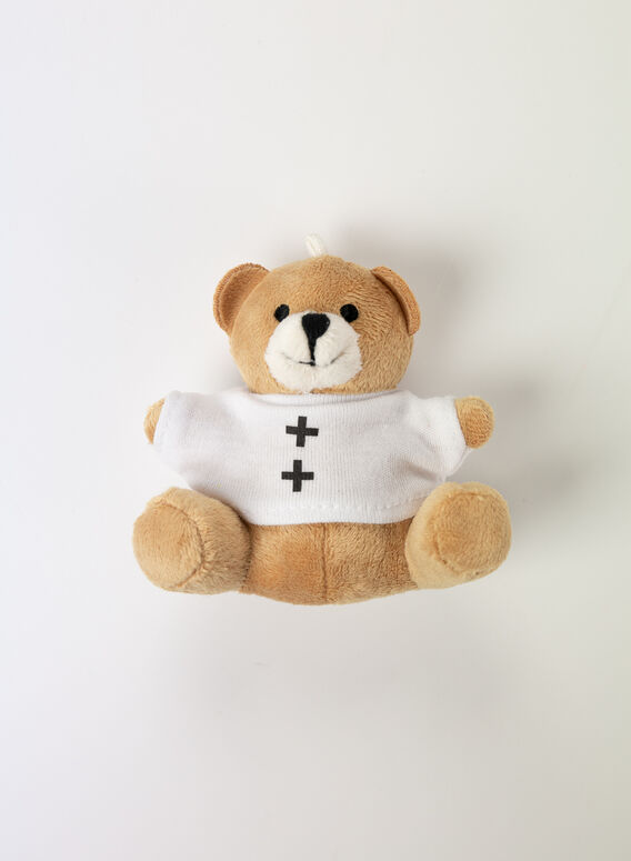 PORTACHIAVI TEDDY BEARS, WHITE, medium