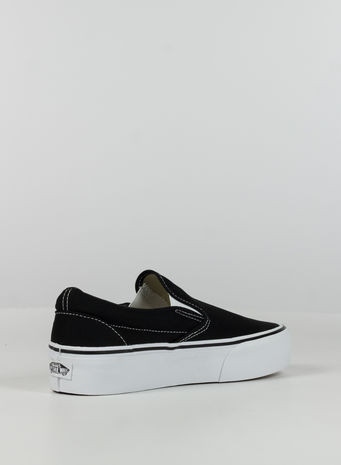 SCARPA SLIP-ON, BLACK, small