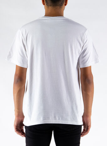 T-SHIRT LEVITATE, WHITE, small