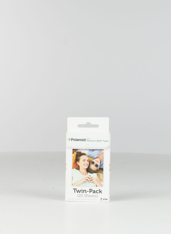 CARTA POLAROID ZINK, WHITE, medium