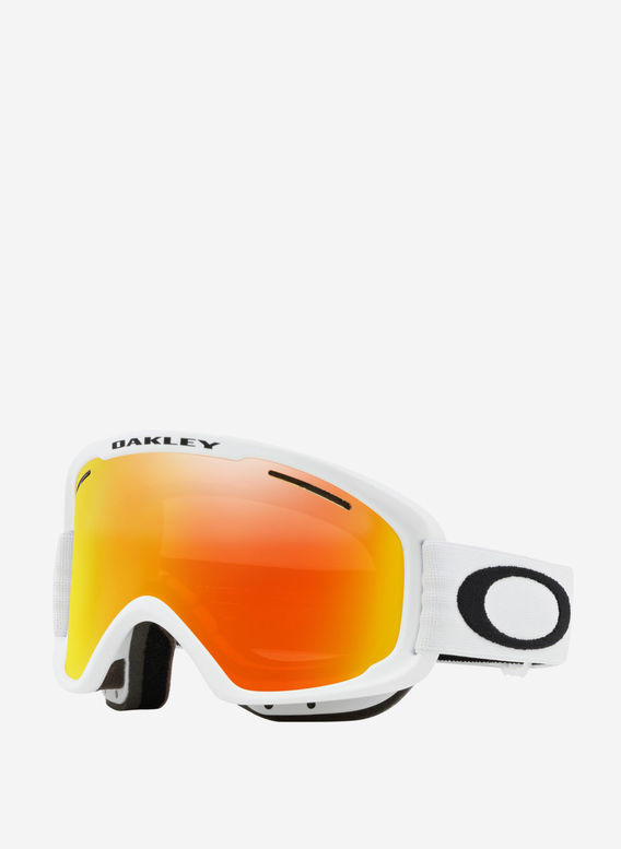 MASCHERA O FRAME 2.0 XM, WHITE/FIRE, medium