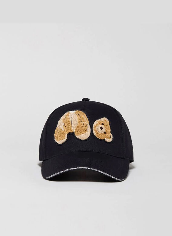 CAPPELLO BEAR CAP, 1060BLACKBROWN, medium
