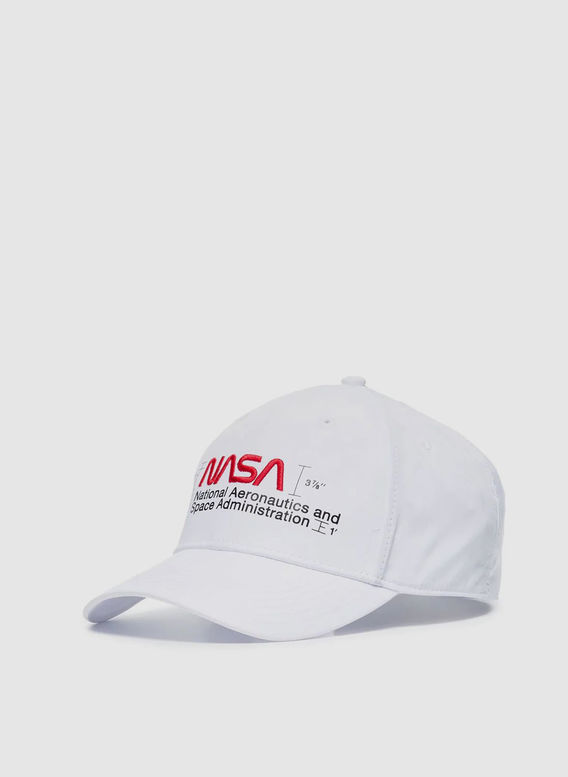 CAPPELLO NASA CAP, WHITE/MULTI, medium