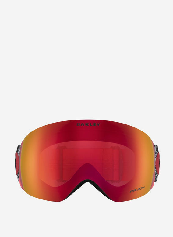 MASCHERA FIGHT DECK TORSTEIN HORGMO, RED/PRIZMTORCH, medium