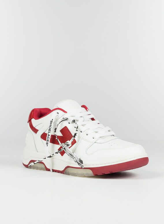 SCARPA OOO OUT OF OFFICE, 0125WHITE/RED, medium