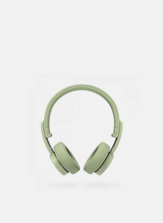 CUFFIE DETROIT TRUE BLUETOOTH, GREEN, medium