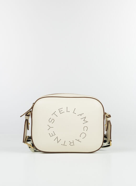 BORSA MINI STELLA LOGO, 9000PUREWHITE, medium