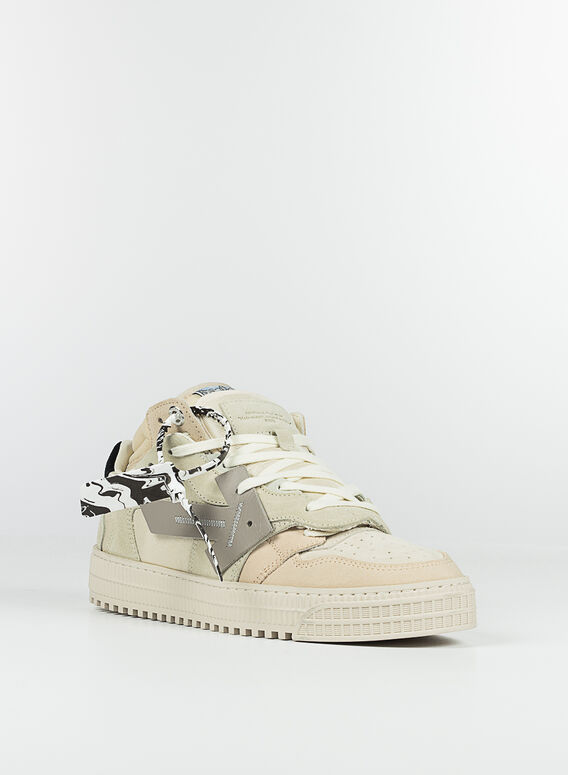SCARPA OFF COURT LOW, BIEGE/BEIGE, medium
