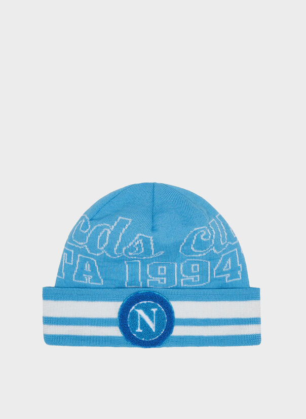 CAPPELLO NAPOLI, LIGHTBLUE, large