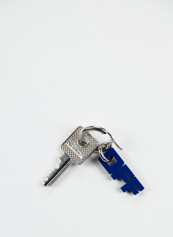 ORECCHINO KEY, 7845METALBLUE, medium
