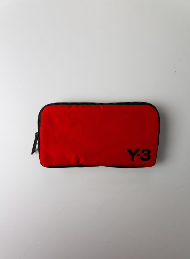 POUCHETTE LOGO, RED, large