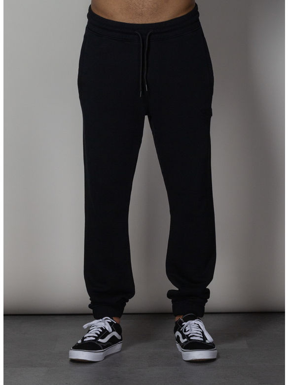 PANTALONE PATCH WINGS SWEATPANTS, BLACK/MULTI, medium