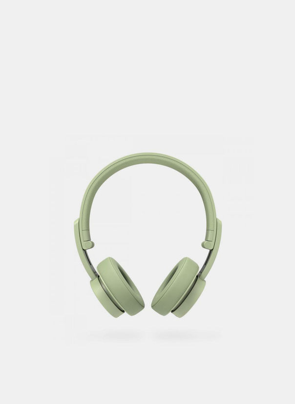 CUFFIE DETROIT TRUE BLUETOOTH, GREEN, large