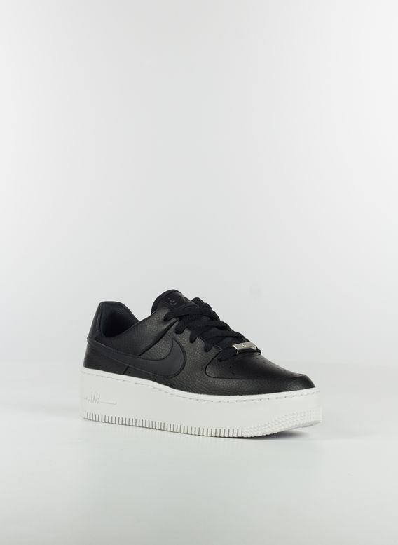 SCARPA AIR FORCE 1 SAGE LOW, BLACK/BLACK-WHITE, medium
