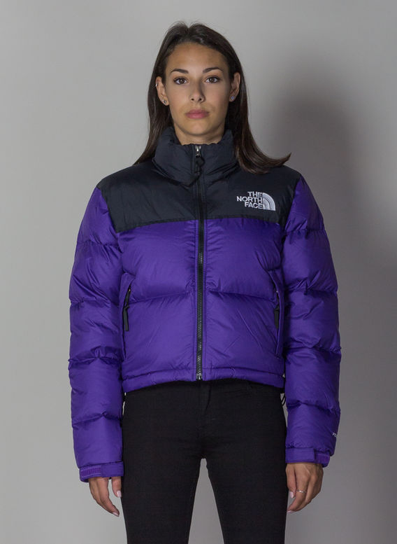 GIUBBOTTO 1996 RETRO NUPTSE CROP, HEROPURPLE, medium