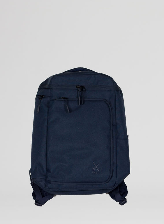 ZAINO PHILO BACKPACK, BLUE, medium