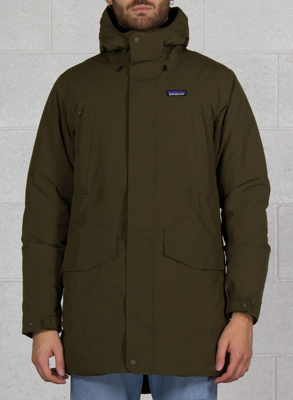 GIUBBOTTO CITY STORM PARKA, SEDIMENT, large