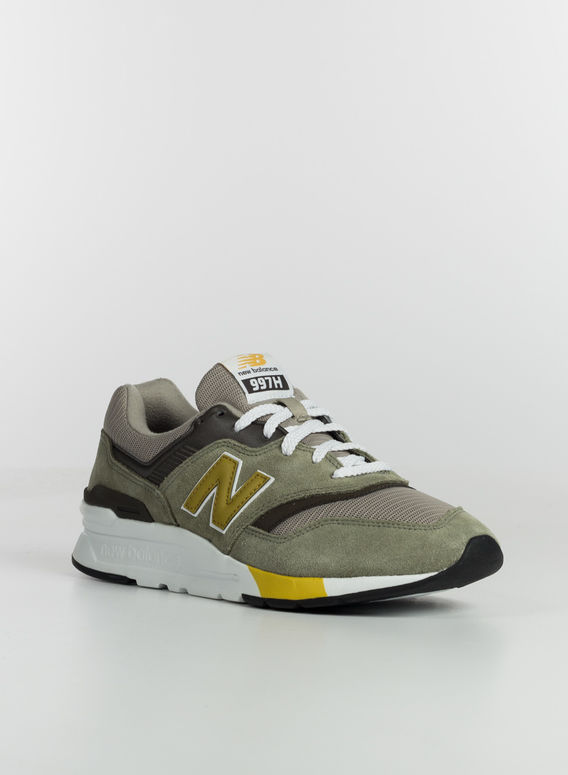 SCARPA 997H, GREEN/GOLD, medium