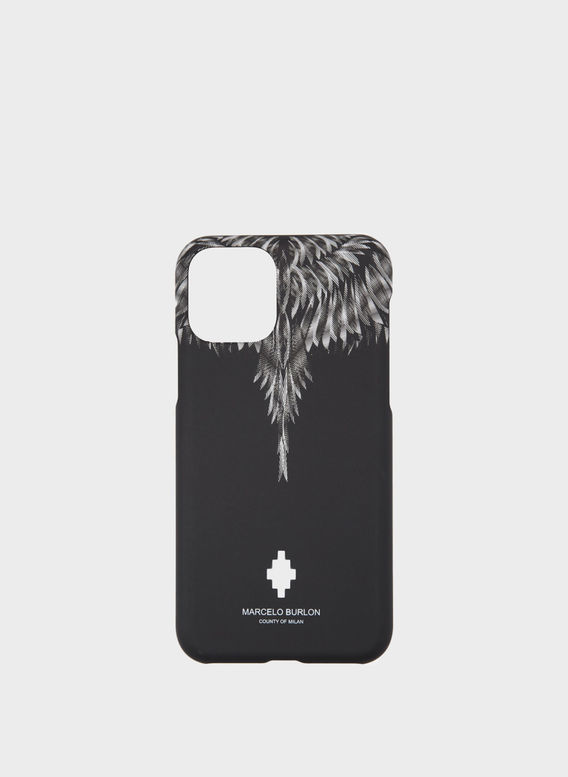 COVER SHARPS WINGS XS CASE, BLACK/WHITE, medium