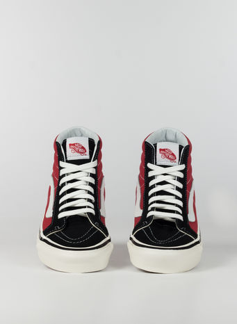 SCARPA ANAHEIM FACTORY SK8-HI 38, BLACKRED, small
