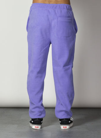 PANTALONE BASIC POLAR FLEECE, VIOLET, small