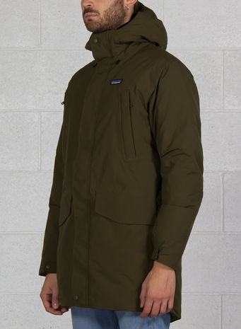 GIUBBOTTO CITY STORM PARKA, SEDIMENT, small