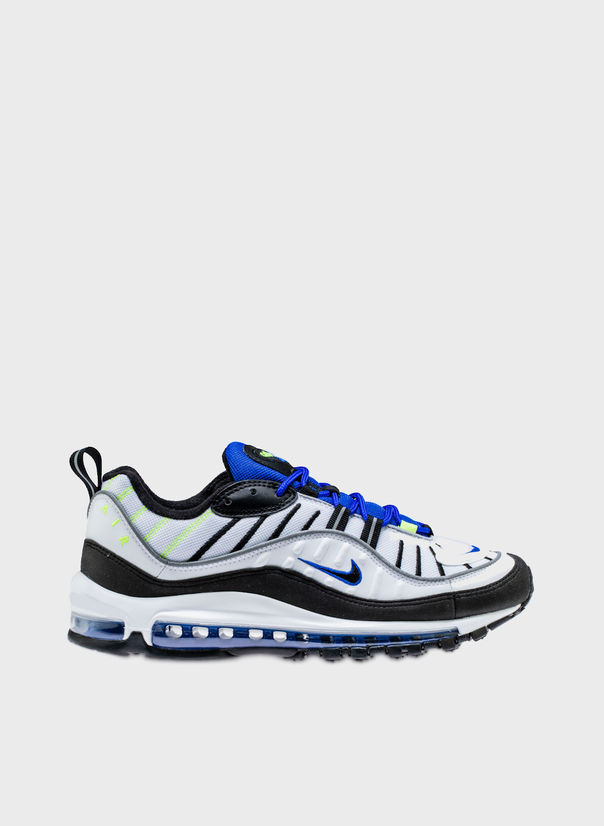 SCARPA AIR MAX 98, WHITE/BLACK/BLUEVOLT, large