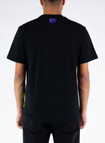 T-SHIRT, 110BLACK, small