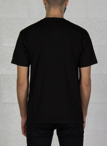 T-SHIRT ESSENTIALS OG LOGO, BLACK, small