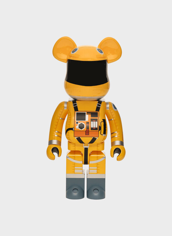 BEARBRICK 2001 SPACE ODYSSEY 1000%, YELLOW, large