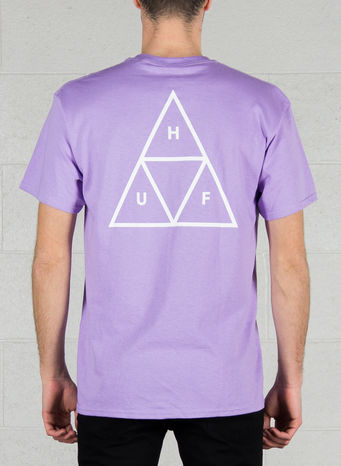 T-SHIRT TRIPLE TRIANGLE TEE, LAVND, small