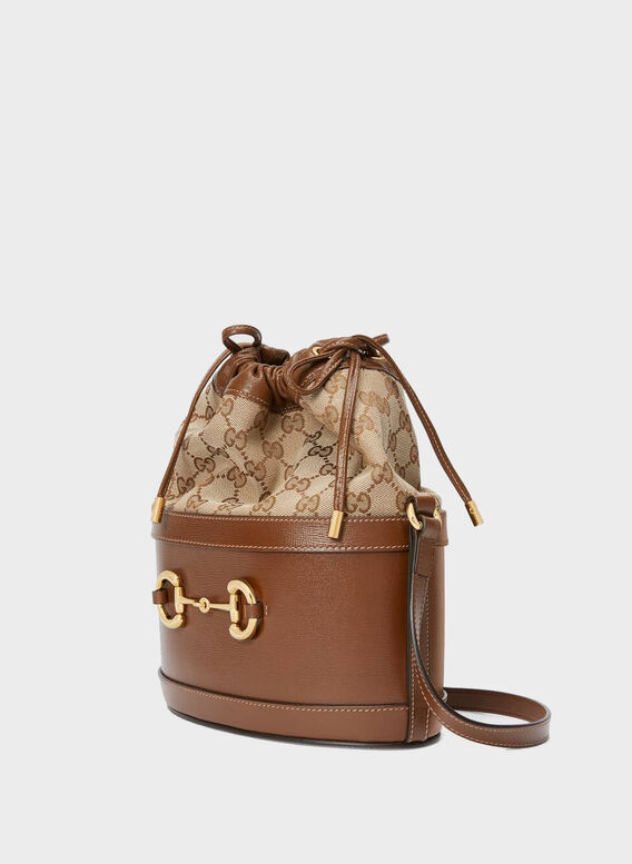 BORSA SECCHIELLO GUCCI HORSEBIT 1955, 2363, medium