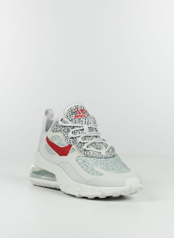SCARPA AIR MAX 270 REACT, NEUTRALGREY/UNIVRED, medium