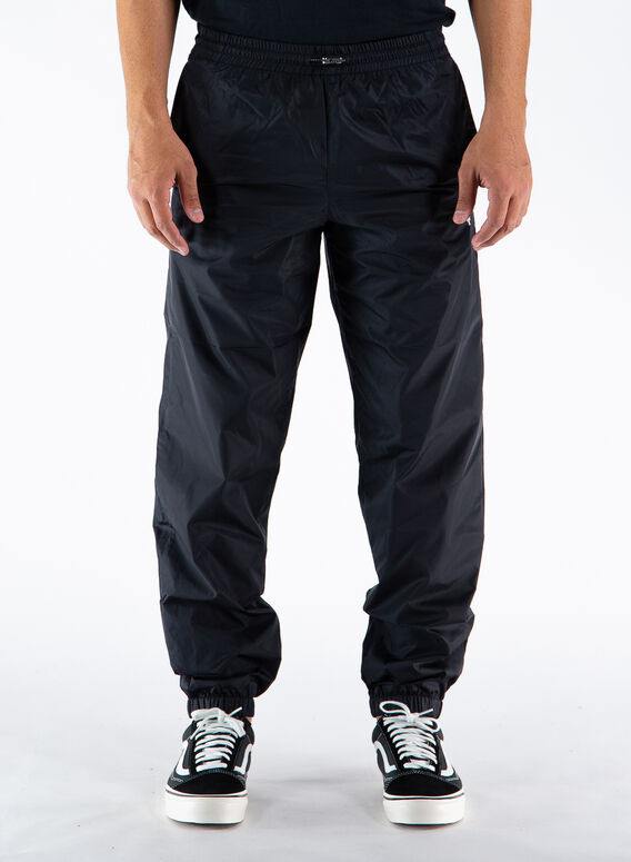 PANTALONE CROSS NYLON JOGGING, 1001BLACKWHITE, medium